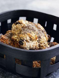 Bag sunde boller og brød - Boligliv