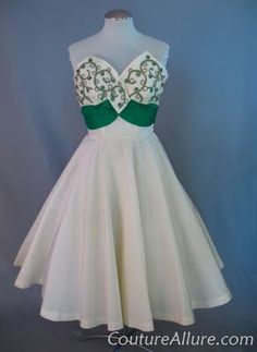 It reminds me of an Irish Dancer