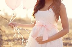 Gender Reveal |  Kourtney Hand Photography