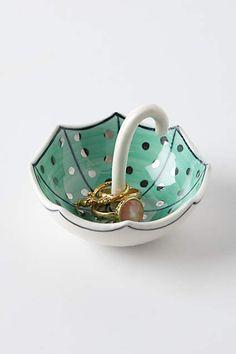 Umbrella Ring Dish - anthropologie.com #anthrofave #anthropologie