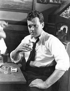 """Orson Welles en """"La"""