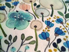 Dandelion Wind | Anna Emilia Laitinen |