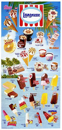 Langnese ice cream – remember very well! 90s Childhood, My Childhood Memories, Cosmopolitan Cocktail Recipes, Ice Cream Van, Good Old Times, Retro Pop, My Youth, Vintage Advertisements, Vintage Ads