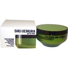 Shu Uemura Silk Bloom 6-ounce Restorative Treatment (1), Blue aqua