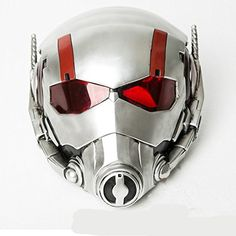 Ant-Man costume accessories - Ant-Man mask for cosplay - Fancy Costume Madness
