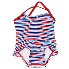 Snap Me Freedom Stripes One Piece Infant/Toddler Girls UV Protected Swimsuit --- http://www.amazon.com/Snap-Me-Freedom-Protected-Swimsuit/dp/B009QSX3KG/ref=sr_1_82/?tag=affpicntip-20