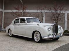 Rolls Royce Silver Cloud II ... gorgeous!