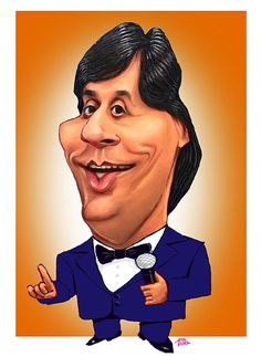 Tom Cavalcante - Brazilian actor and comedian by Amarildo Lima Funny Caricatures, Celebrity Caricatures, Famous Cartoons, Funny Cartoons, Art Optical, Caricature Drawing, Ink Art, Comedians, Famous People