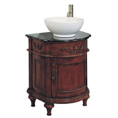 This is the new vanity going into the 1st floor powder room.