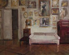 Intérieur Collectionneur X, 2014, Fanny Nushka Moreaux