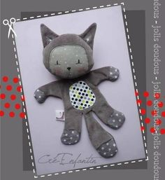 doudou chat diy