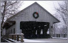 Waterous Covered Bridge ~ Pepperell, Massachusetts