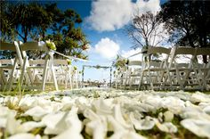 Noosa Wedding by the river, from blog weddingsofdesire.... Laura and Deans Wedding