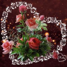 See the PicMix Melly belonging to on PicMix. Gif Pictures, Love Pictures, Beautiful Gif, Beautiful Flowers, Gif Bonito, Valentines Gif, Animated Heart, Love You Gif, Flowers Gif