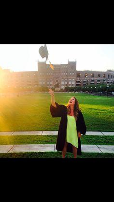 College Graduation photo idea