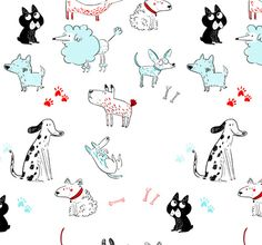Patterns Doggy  www.jesspauwels.be                                                                                                                                                                                 More
