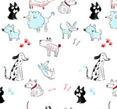 Patterns Doggy www.jesspauwels.be                                                                                                                                                                                 More