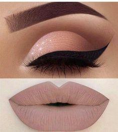Clique para ver os créditos da imagem. Maquiagem, make up - antes e depois, before and after, #makeup #maquiagem #antesedepois