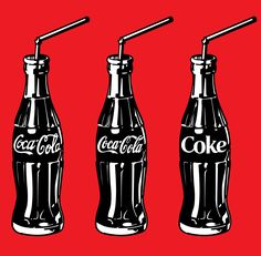 Cool old coke images - totally random