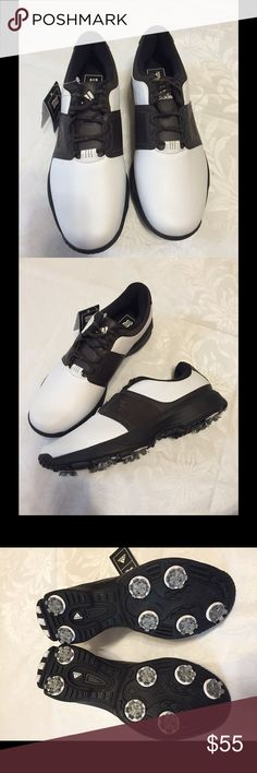 Men's Adidas Golf shoes New without Box Adidas Golf shoes Adidas Shoes Athletic Shoes