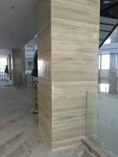 Beige Marble Color And Texture For Floor And Wall In