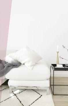 100% natürliches Leinen für 100% Wohlfühlgefühl in deinen vier Wänden! Die Kissenhüllen aus der Home & Living-Kollektion des Stardesigners Guido Maria Kretschmer wirken dank ihrer tollen Struktur und Schlichtheit in jedem Raum. Harmonie pur!