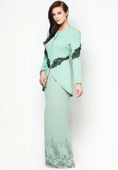 Buy Jovian Mandagie for Zalora Chantilly Chantae Baju Kurung | ZALORA Malaysia