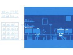 Process Animation - 7. Animators by Fraser Davidson for Cub Studio