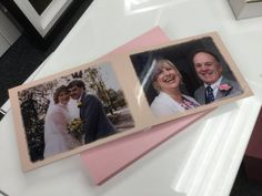 A request from a past bride to recreate her Mum and Dad's wedding album for their wedding anniversary including some images from their own wedding in 30th Wedding Anniversary, Some Image, Wedding Album, Albums, Past, Polaroid Film, Bride, Photography, Wedding Bride
