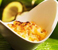 Ananas- och mangofondant recept - CrockPot.se