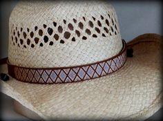 1cf6656da1b 27 Best Beaded hat bands images