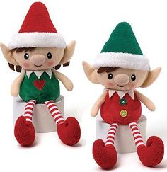Our Cuddly Christmas elf is made of soft velour and fleecy fabrics. Made by Keel Toys to high quality standards, he will make an ideal Christmas keepsake for friends and relatives. Ideal for the elf on the shelf tradition too Christmas Elf Doll, Christmas Sewing, Homemade Christmas, Christmas Fun, Elf Christmas Decorations, Felt Christmas Ornaments, Xmas Crafts, Christmas Projects, Elf Toy
