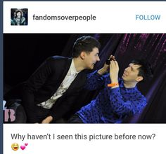 My main twitter acc is just bassicly a whole bunch of phan pheels
