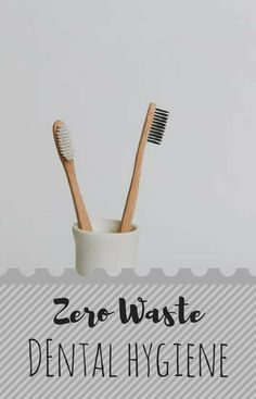 It's time to ditch that plastic toothbrush. Made from sustainably sourced bamboo, these bad boys are 100% biodegradable, simply pull out those bristles and recycle the rest! #zerowaste #naturalbeauty #affiliate #bamboo