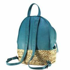 HERMES-mochila-piel-turquesa-grande-blover-2_640x960 Hermes, Backpacks, Bags, Fashion, Handbags, Purses, La Mode, Taschen, Hand Bags