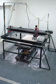 This Instructable is the first in a series documenting the construction of a DIY 3 axis CNC router. This is also my entry for the Universal Laser Cutter Contest.The...