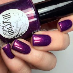 Illyrian Polish - Unicorn Spell - For the Love of Polish Box April 2016