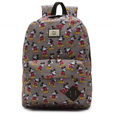 Vans - Zaino Old Skool II Backpack - Mickey Mouse