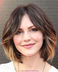 Oval Yüzler İçin Saç Stilleri 8 | Alemi Kadın | Moda ve Kadın Bloğu