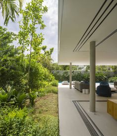 Magnificent Concrete Retreat in Brazil – Fubiz Media
