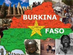 Map of Burkina Faso!FLAGS OF THE WORLD : More Pins Like This At FOSTERGINGER @ Pinterest