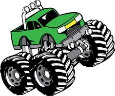 Monster Truck Clip Art - Bing Images