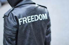 They are the faceless ones in black; the freedom fighters.