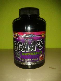 BCAAS masticables