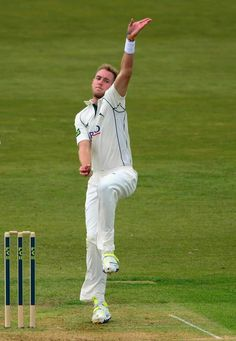 Stuart Broad - Cricketer: 3 episodes: Once as a Mystery Guest. Test Cricket, Cricket Sport, Question Of Sport, Brett Lee, Fast Bowling, Stuart Broad, World Cricket, Sports Personality, Play N Go