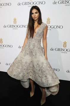 Doina Ciobanu attends the De Grisogono Party at the annual 69th Cannes Film Festival at Hotel du Cap-Eden-Roc on May 15, 2016 in Cap d'Antibes, France.