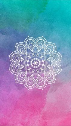 Mandala Designs in Illustrations, Patterns, Trends. Mandala Creator Online and Free Simple Tumblr Wallpaper, Tumblr Backgrounds, Cool Wallpaper, Mobile Wallpaper, Pattern Wallpaper, Wallpaper Backgrounds, Wallpaper Lockscreen, Pink Wallpaper, Screen Wallpaper