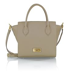 LUCILLA leather bag Designer luxury leather bag by Annamaria Pap