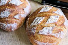 Cuando me mudé al Sur de California, el pan artesanal, rústico, que en Venezuela llamamos pan campesino, fue una de las cosas que más echaba...