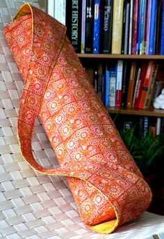 Surya Yoga Mat Bag por sagedesign en Etsy
